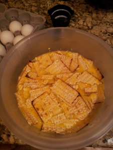 Matzo And Eggs Recipe Manischweitz Review