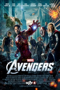 MARVELS THE AVENGERS Giveaway COMING TO THEATRES MAY 4TH