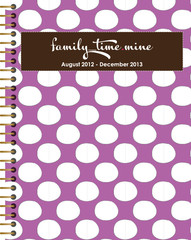 Dot Mine Family Day Planners Review Giveaway Mothers Day Gift