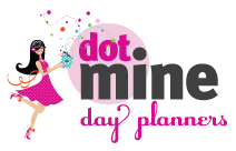 Dot Mine Family Day Planners Review Giveaway Mothers Day Gift Guide